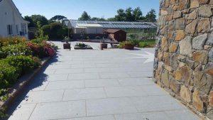 Stunning Guernsey patios by Bernie's Garden Services