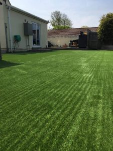 Artificial grass for Bernies Gardening Services