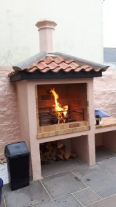 Pizza oven Guernsey