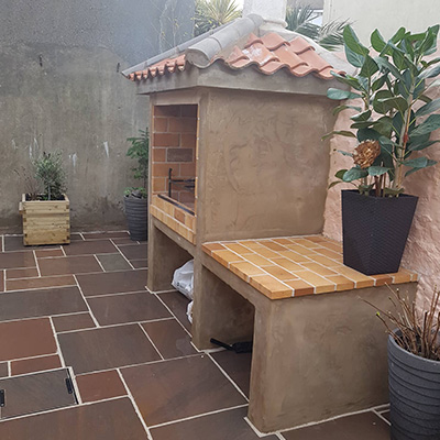 We provide stonemasonry and hard landscaping in Guernsey.