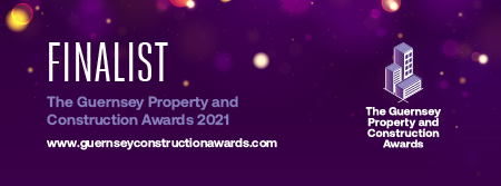 The team at Bernie's Gardening Services are thrilled to announce that we have been nominated as a finalist in the Landscaping/Hardscaping category in this year's Guernsey Property & Construction Awards nomination